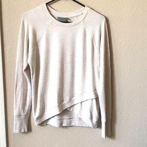 Athleta Criss Cros sweatshirt size XS